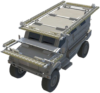 Iron Curtain HMMWV